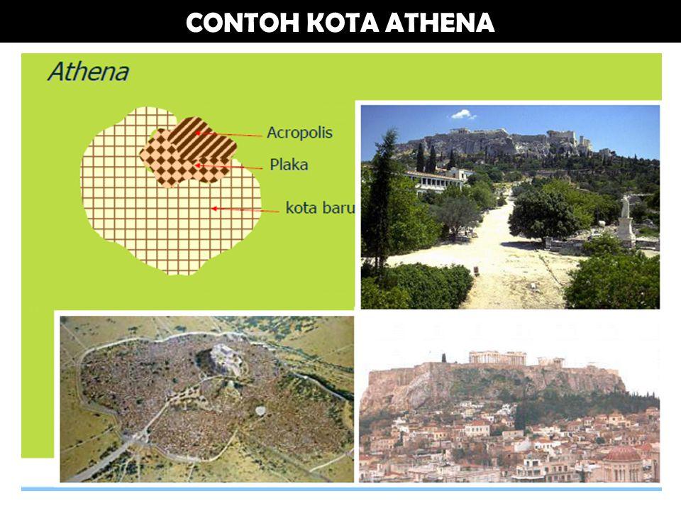 CONTOH KOTA ATHENA