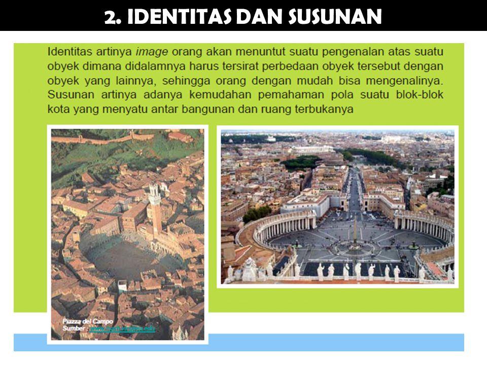 2. IDENTITAS DAN SUSUNAN