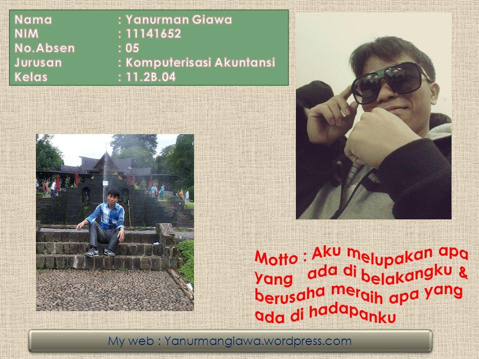 My web : Yanurmangiawa.wordpress.com