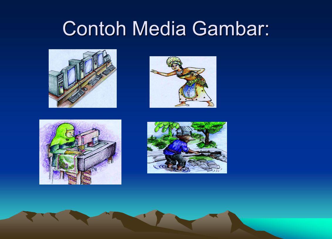 Contoh Media Gambar: