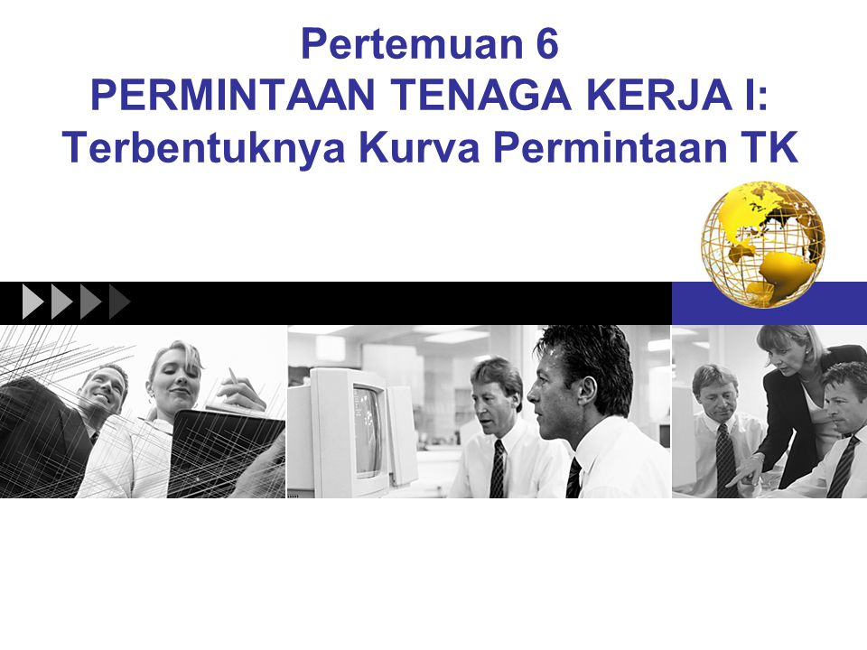 Kurva di Pasar Kompetitif Profits are maximized only when employment is such that any further one-unit change in labor would have a marginal revenue product equal to marginal expense (MRP = MC)  Di pasar kompetitif (Pasar persaingan sempurna) MC = Wage Sehingga MRP = MC  MPPL.