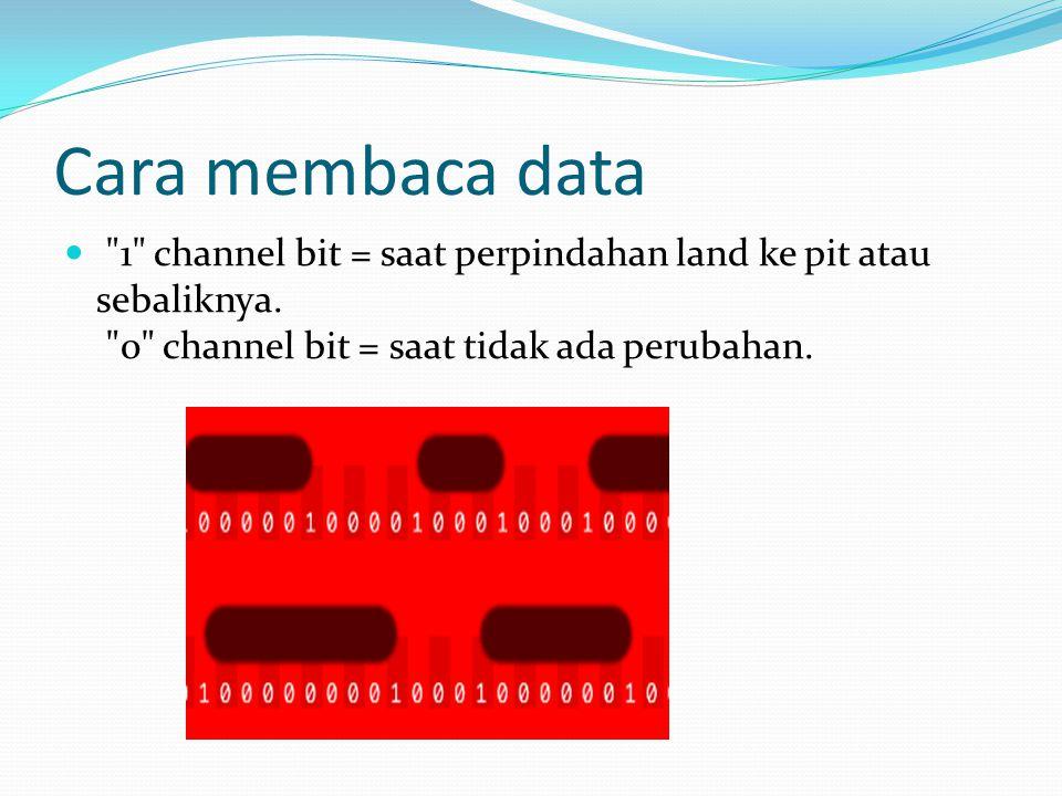 Cara membaca data