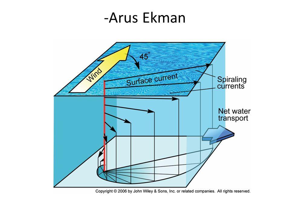-Arus Ekman