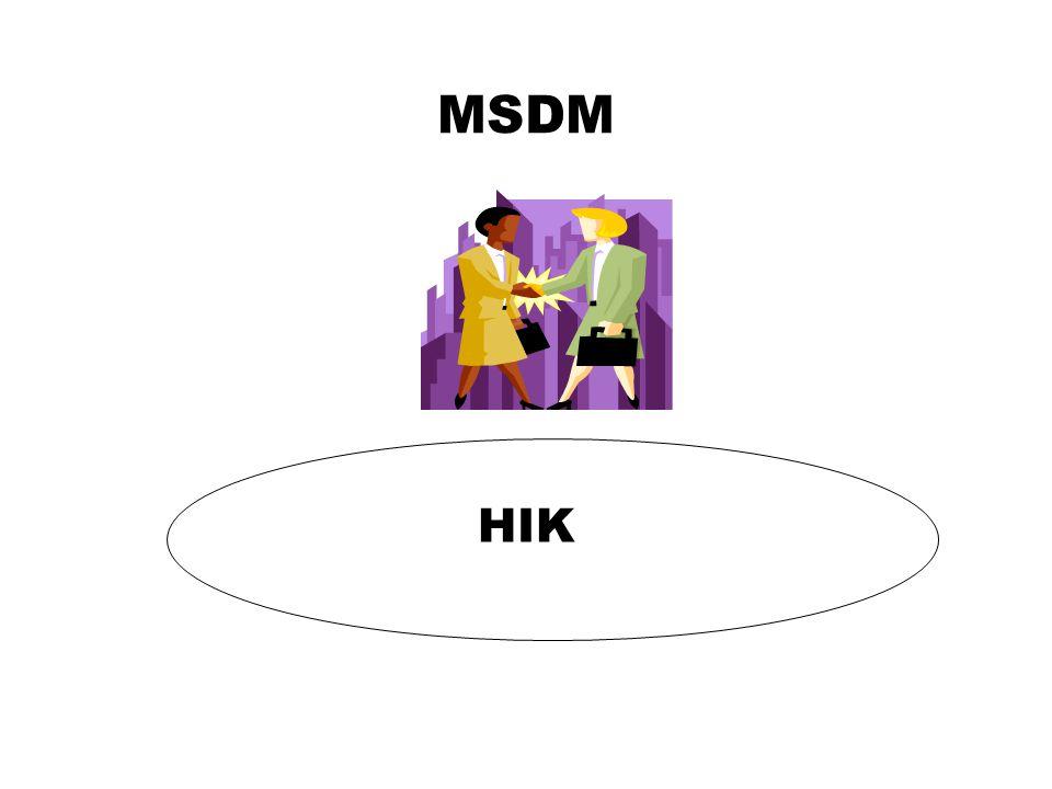 MSDM HIK
