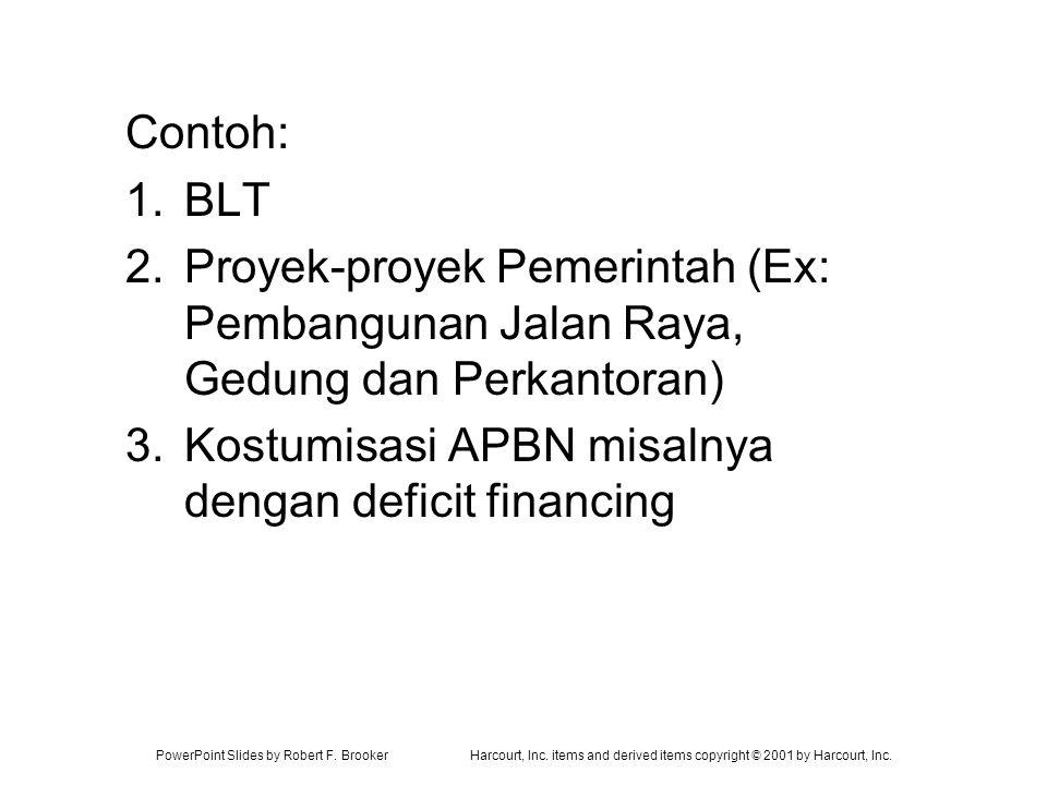 PowerPoint Slides by Robert F.BrookerHarcourt, Inc.