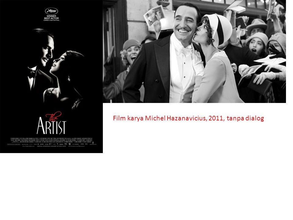Film karya Michel Hazanavicius, 2011, tanpa dialog