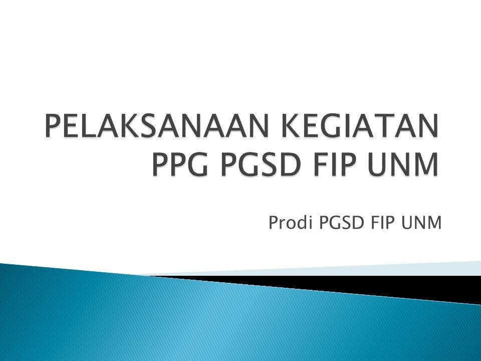 Prodi PGSD FIP UNM