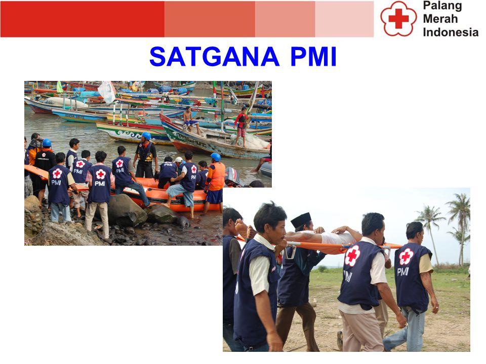 Evakuasi Pencarian dan evakuasi korban Pertolongan pertama jika diperlukan Laporan kegiatan Membantu mendirikan penampungan Transportasi
