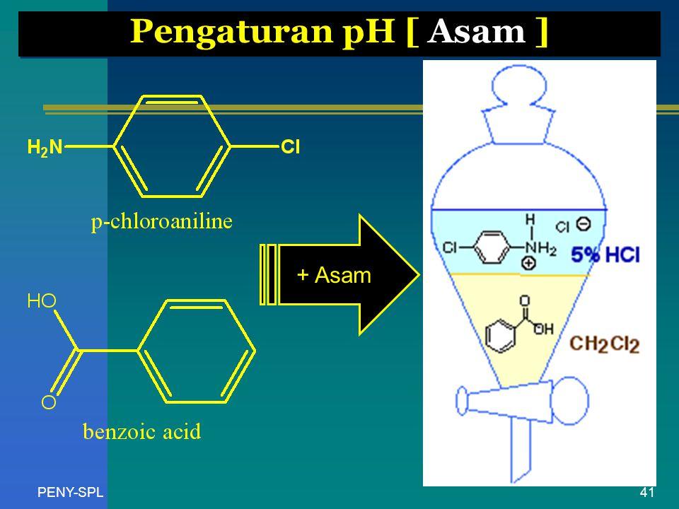 PENY-SPL Pengaturan pH [ Basa ] 40 + Basa
