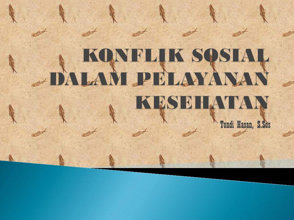 Tondi Hasan, S.Sos