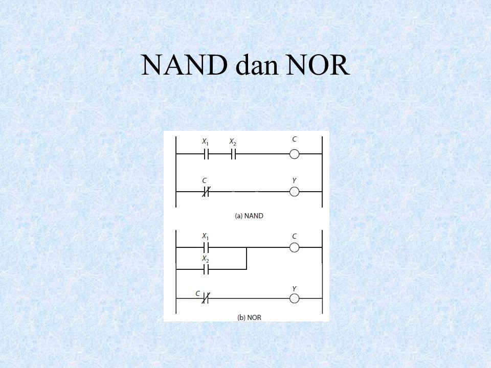 NAND dan NOR