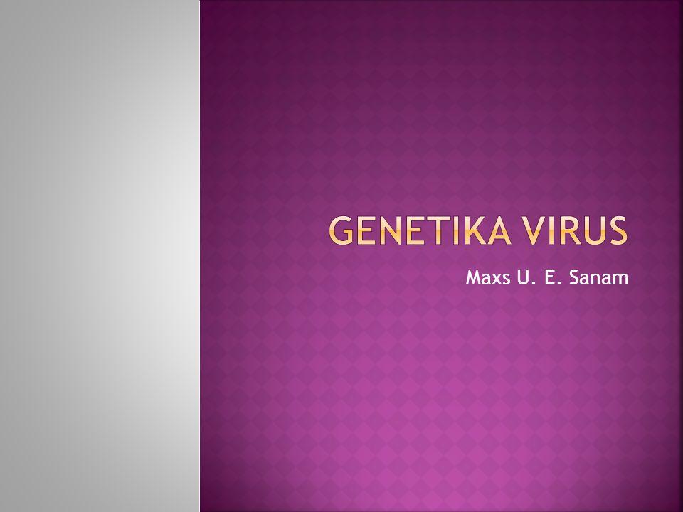  Genetika adalah ilmu yang mempelajari tentang sifat-sifat menurun pada organisme.