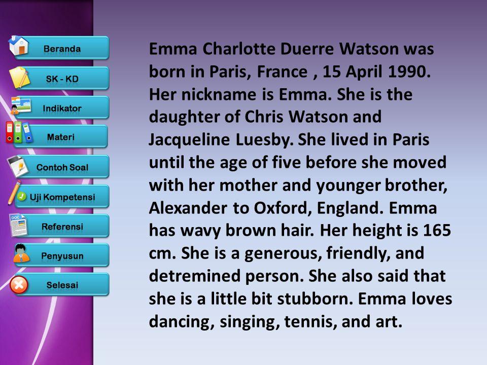 Daniel Jacob Radcliffe was born in Fulham, London, 23 July 1989.