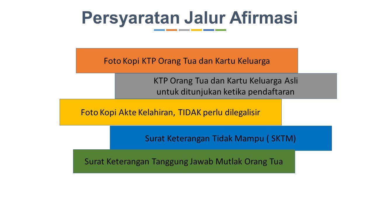Seleksi Jalur Non Akademik Seleksi calon peserta didik dilaksanakan secara otomatis oleh sistem online Dinas Pendidikan Kota Bandung dari tanggal 17 Juni s.d 25 Juni 2015 melalui pemeringkatan sebagai berikut : Jalur non akademik siswa berprestasi diperingkat berdasarkan skor perolehan dari prestasi yang dimilikinya.
