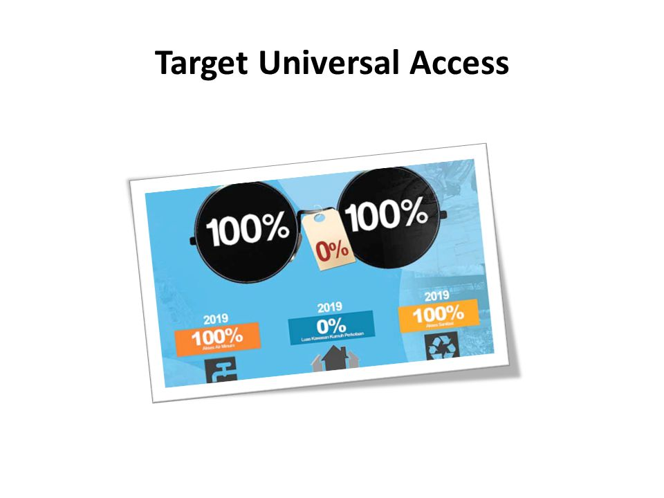 Target Universal Access