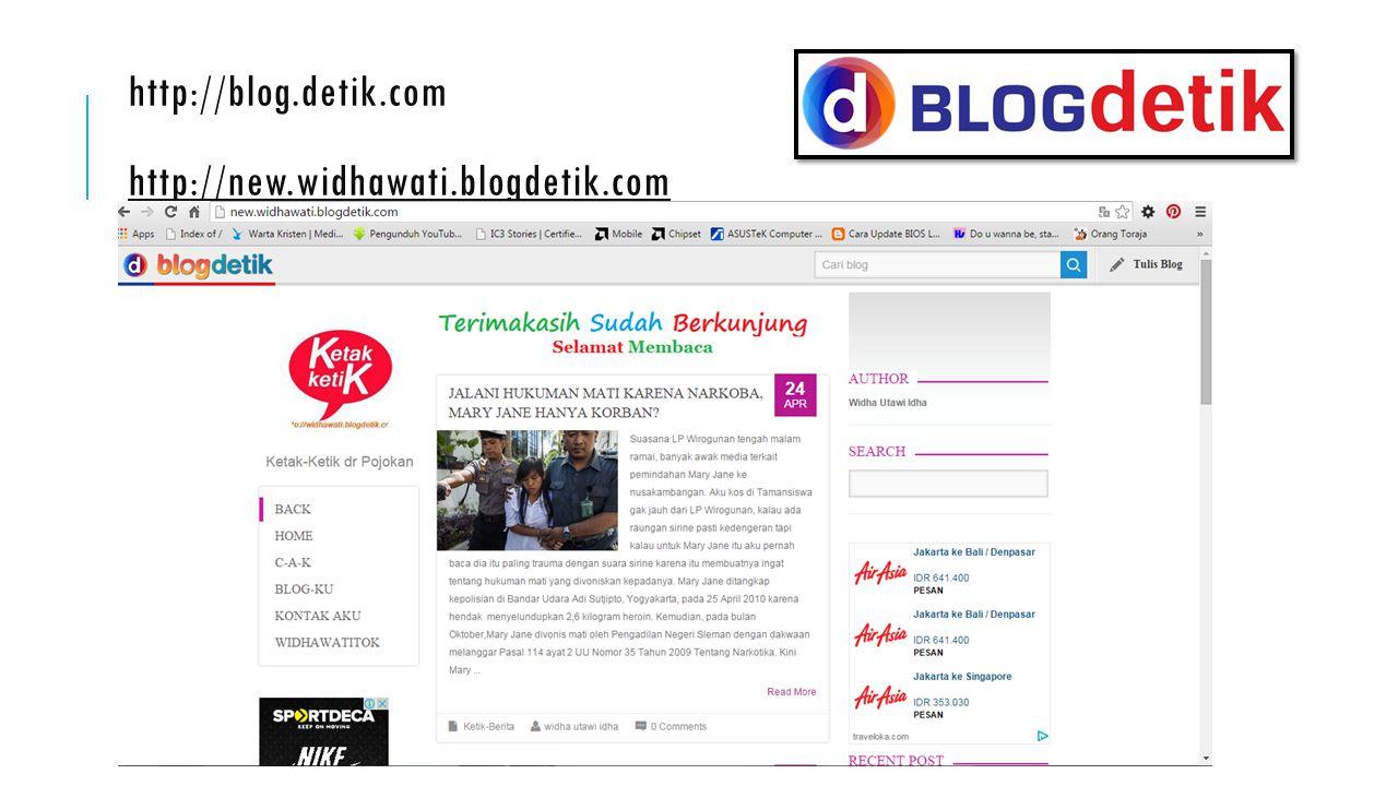 http://blog.detik.com http://new.widhawati.blogdetik.com