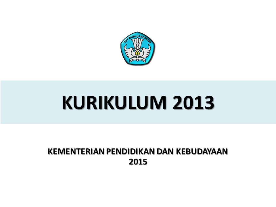 2 PELATIHAN IMPLEMENTASI KURIKULUM 2013 PENYUSUNAN PROGRAM TAHUNAN DAN PROGRAM SEMESTER LK 3.1
