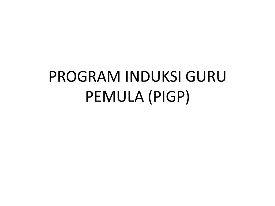 Langkah-langkah PIGP 1.Kepala sekolah menunjuk guru profesional untuk menjadi Guru Profesional Pembimbing Guru Pemula (GPPGP) 2.GPPGP dan Guru Pemula (GP) menyusul PIGP 3.Pelaksanaan PIGP dan pembuatan penelitian tindakan kelas (PTK) 4.Seminar hasil PTK 5.Laporan PIGP