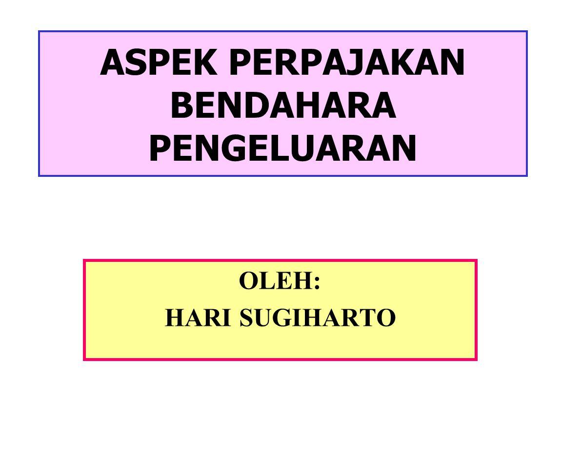 Contoh penghitungan PPh Pasal 21 atas honorarium penceramah  Satriyono, MBA adalah seorang penceramah yang memberikan ceramah pada suatu lokakarya sehari yang diselenggarakan oleh Depkeu, honorarium yang dibayarkan adalah sebesar Rp2.500.000,00.