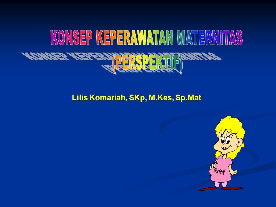 Lilis Komariah, SKp, M.Kes, Sp.Mat