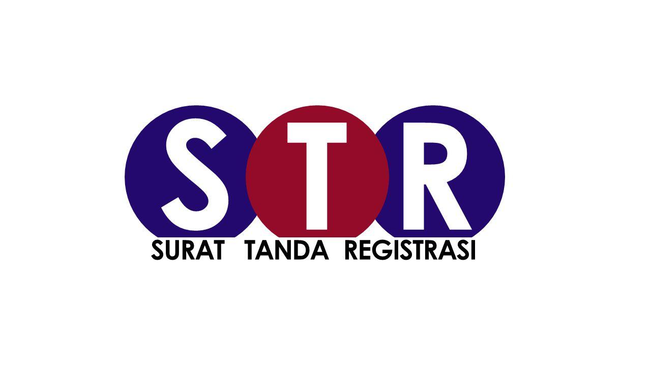S TR SURAT TANDA REGISTRASI