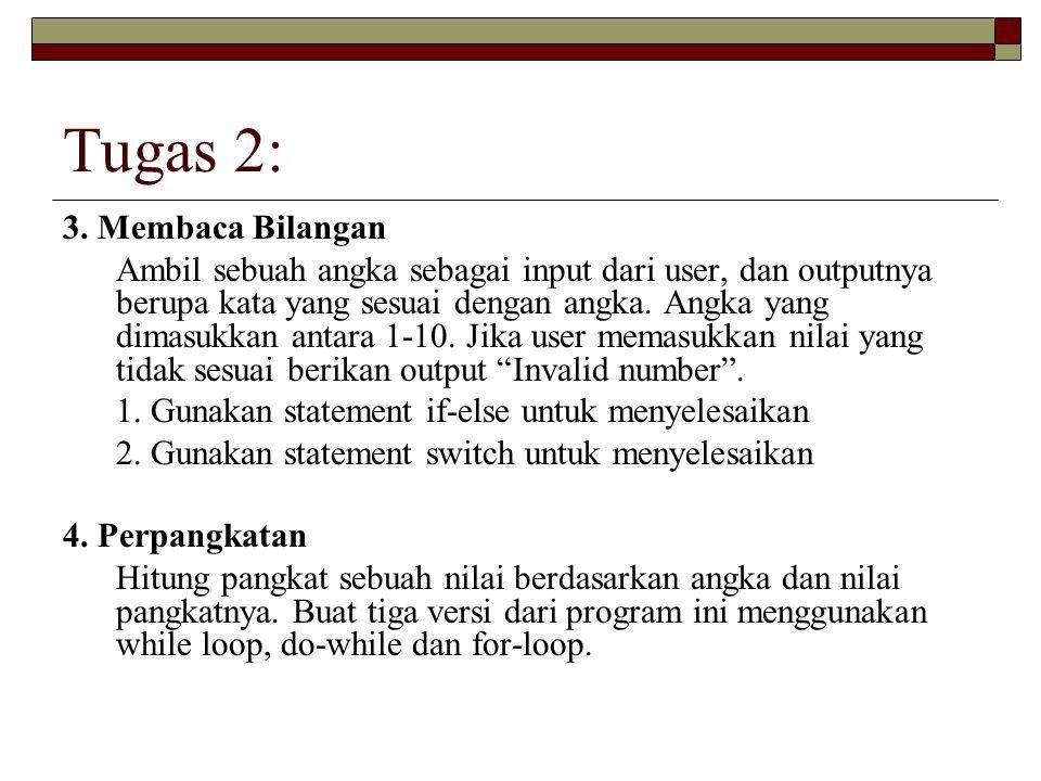 Tugas 2: 3.