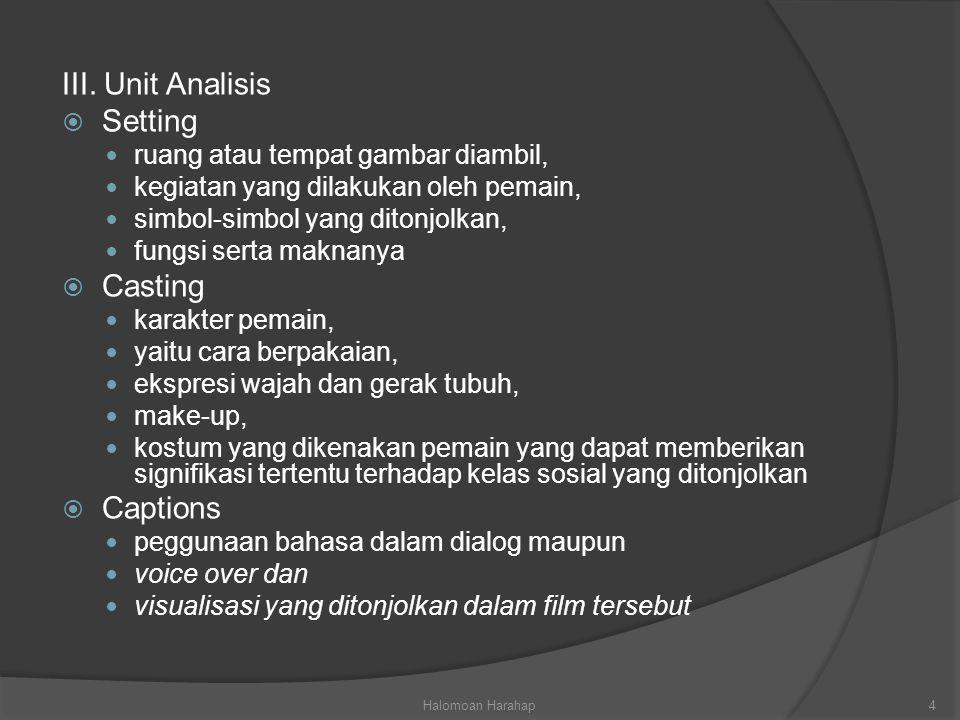 IV.Keabsahan Data (keterpercayaan/Kredibilitas) 1.