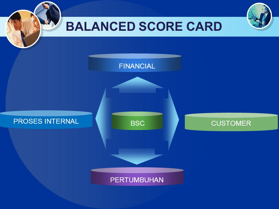 BALANCED SCORE CARD BSC FINANCIAL PERTUMBUHAN CUSTOMER PROSES INTERNAL