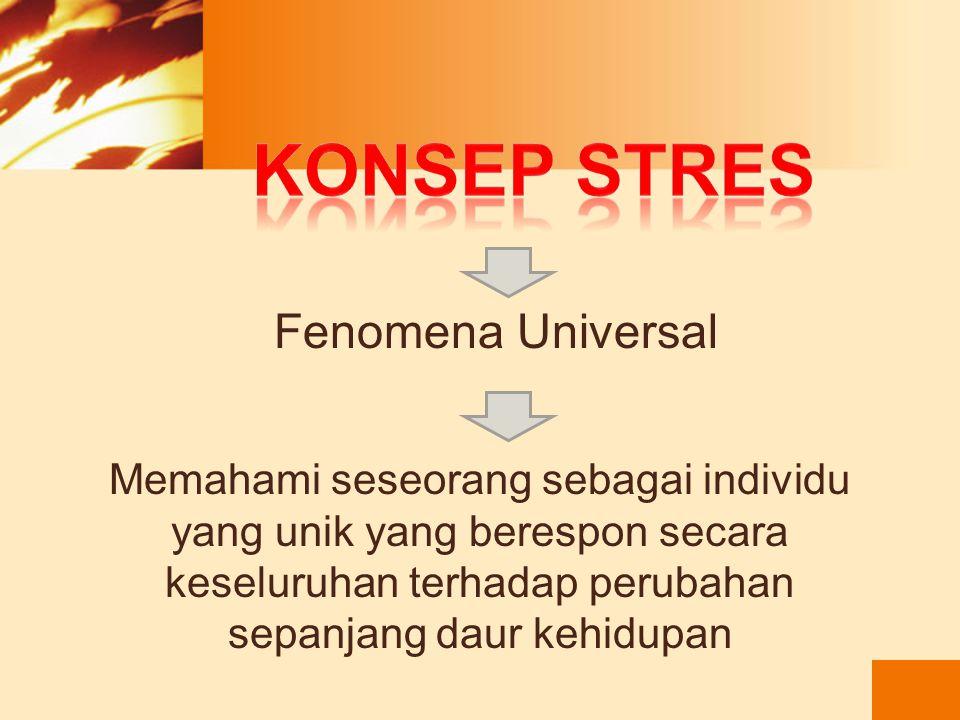 Stress and Adaptation Ns. Heni Dwi Windarwati,Mkep.,SpKepJ