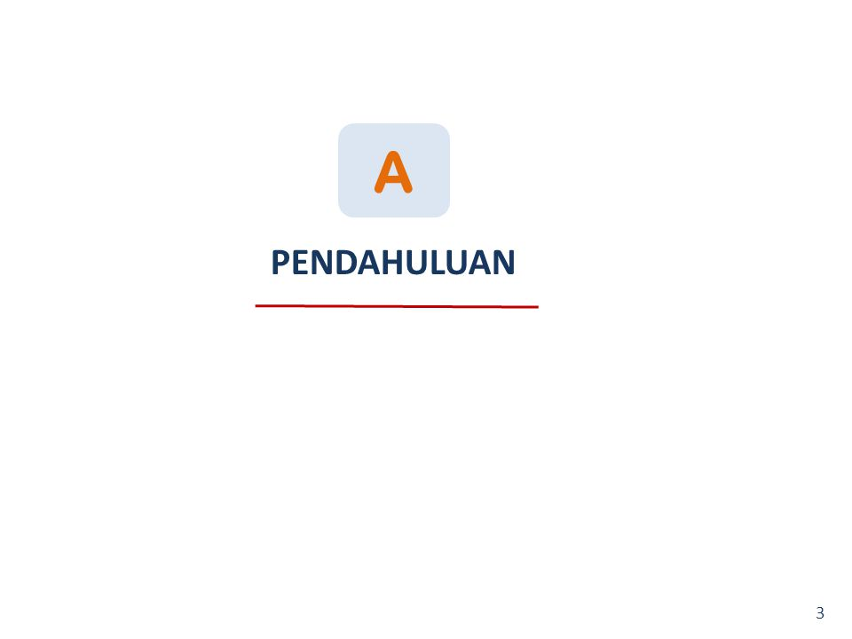 PENDAHULUAN 3 A