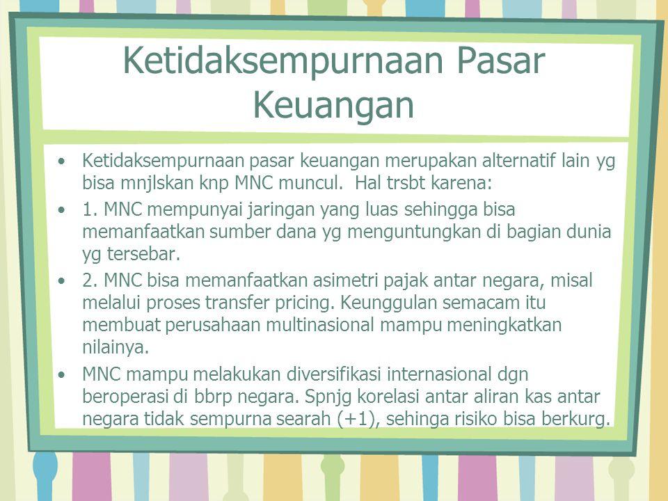 Lisensi dan Kontrak Manajemen Lisensi dilakukan dgn memberi hak kpd perusahaan lokal u/ memproduksi produk tertentu sesuai dgn kontrak lisensi.