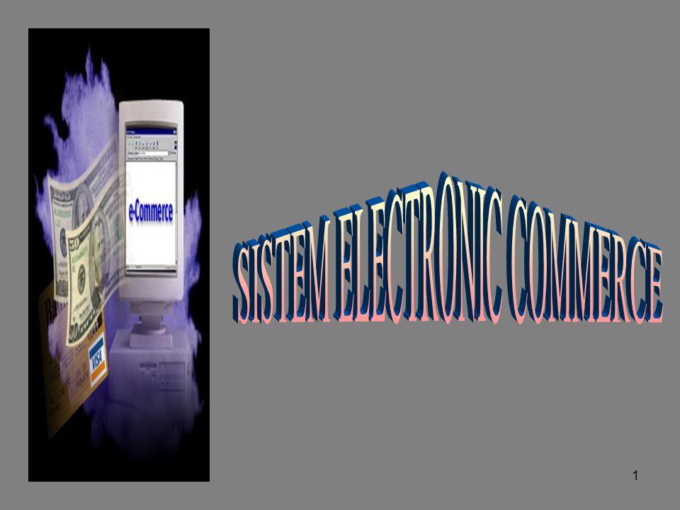 2 E-COMMERCE LEBIH DARI SEKEDAR MEMBELI DAN MENJUAL PRODUK SECARA ONLINE.