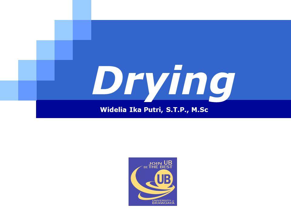 LOGO Drying Widelia Ika Putri, S.T.P., M.Sc