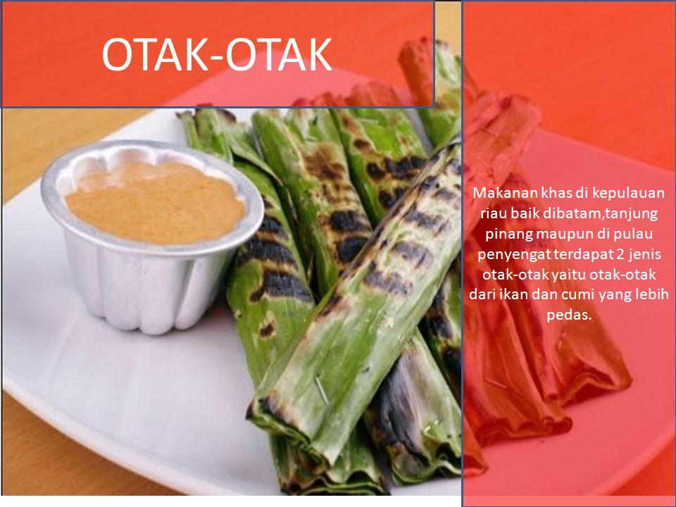 PEMPEK Makanan khas Sumatra Selatan(Palembang) yang terbuat dari ikan dan sagu.