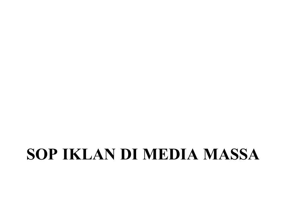 PROSES IKLAN [via BIRO IKLAN]
