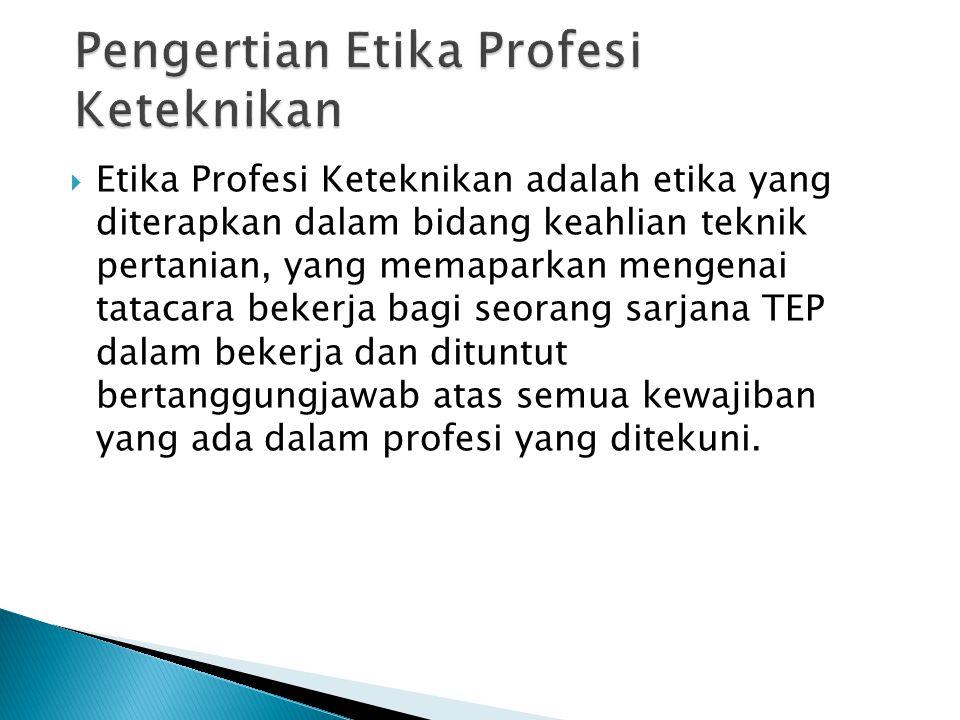 Fungsi Kode Etik Profesional 1. Memberikan pedoman bagi setiap anggota profesi tentang prinsip profesionalitas yang digariskan 2. Sebagai sarana kontr