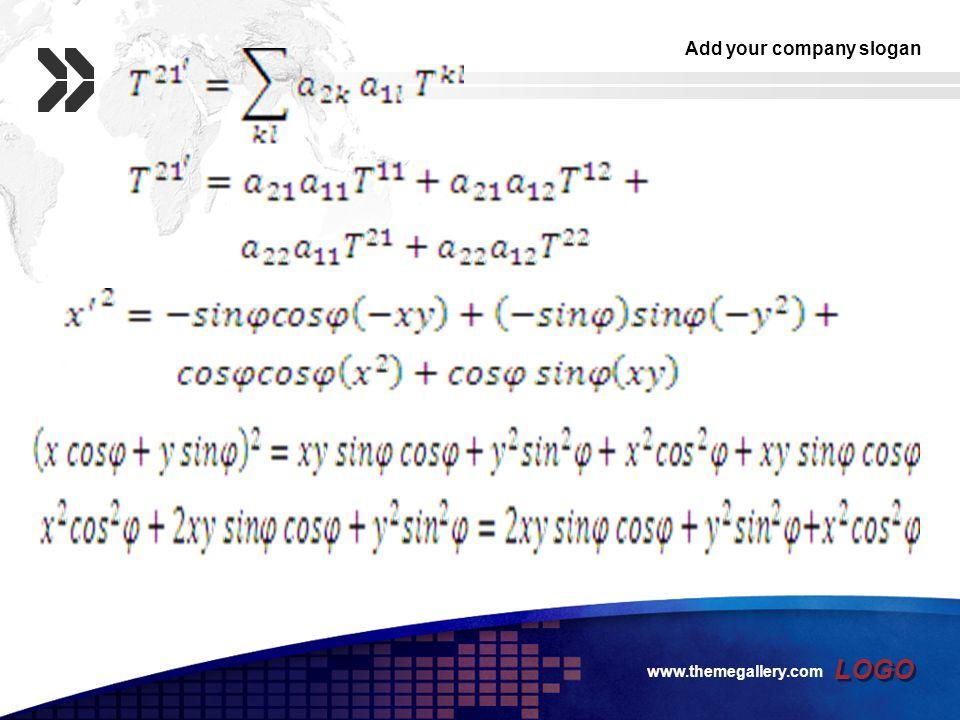 Add your company slogan LOGO www.themegallery.com