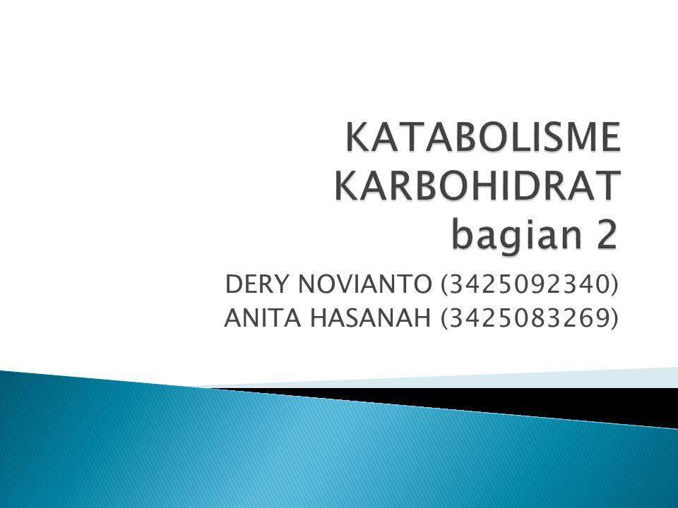 DERY NOVIANTO (3425092340) ANITA HASANAH (3425083269)