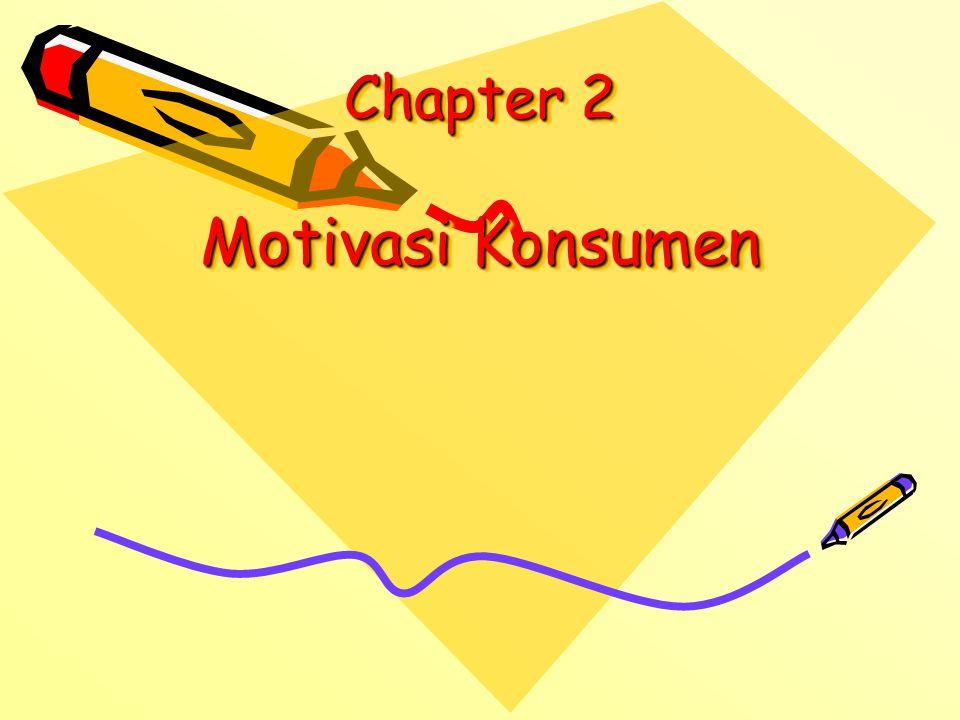 Chapter 2 Motivasi Konsumen