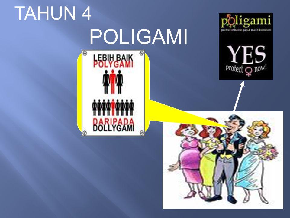 POLIGAMI TAHUN 4