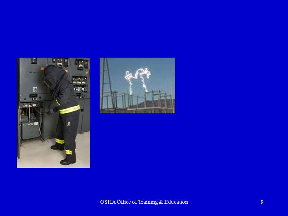 OSHA Office of Training & Education9