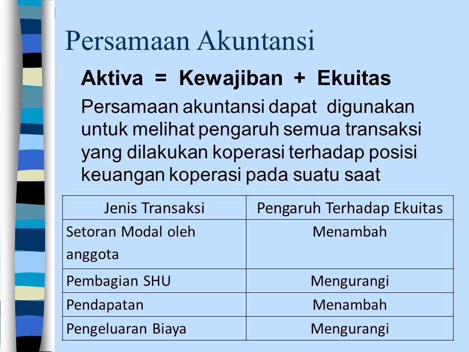 (3) Tgl 7 April 2010, KSP SS membeli perlengkapan kantor berupa kertas, pensil, pulpen, buku dsb.