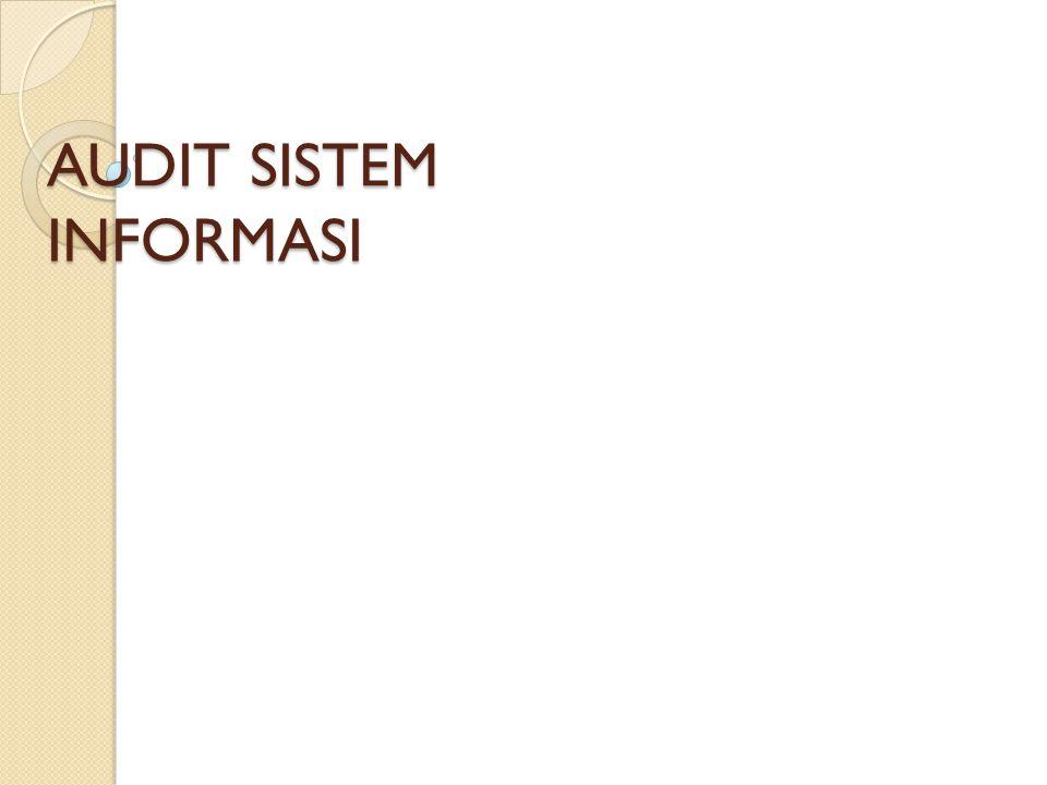 BAB II (Konsep Sistem & Audit) Pengenalan Audit Audit berasal dari bahasa latin Audire yang artinya to hear (mendegar) Mendengar : kesaksian orang tertentu kondisi perusahaan dalam melakukan pemeriksaan operasional/laporan keuangan perusahaan (zaman dahulu) Orang yang ditunjuk perusahaan untuk memeriksa disebut Auditor