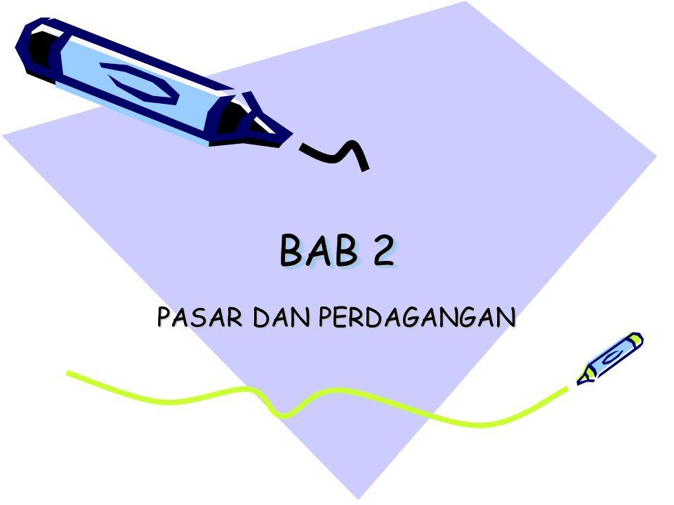 Materi Ajar Bab 2 1.Landasan ilmu ekonomi 2. Spesialisasi dan gains from trade 3.