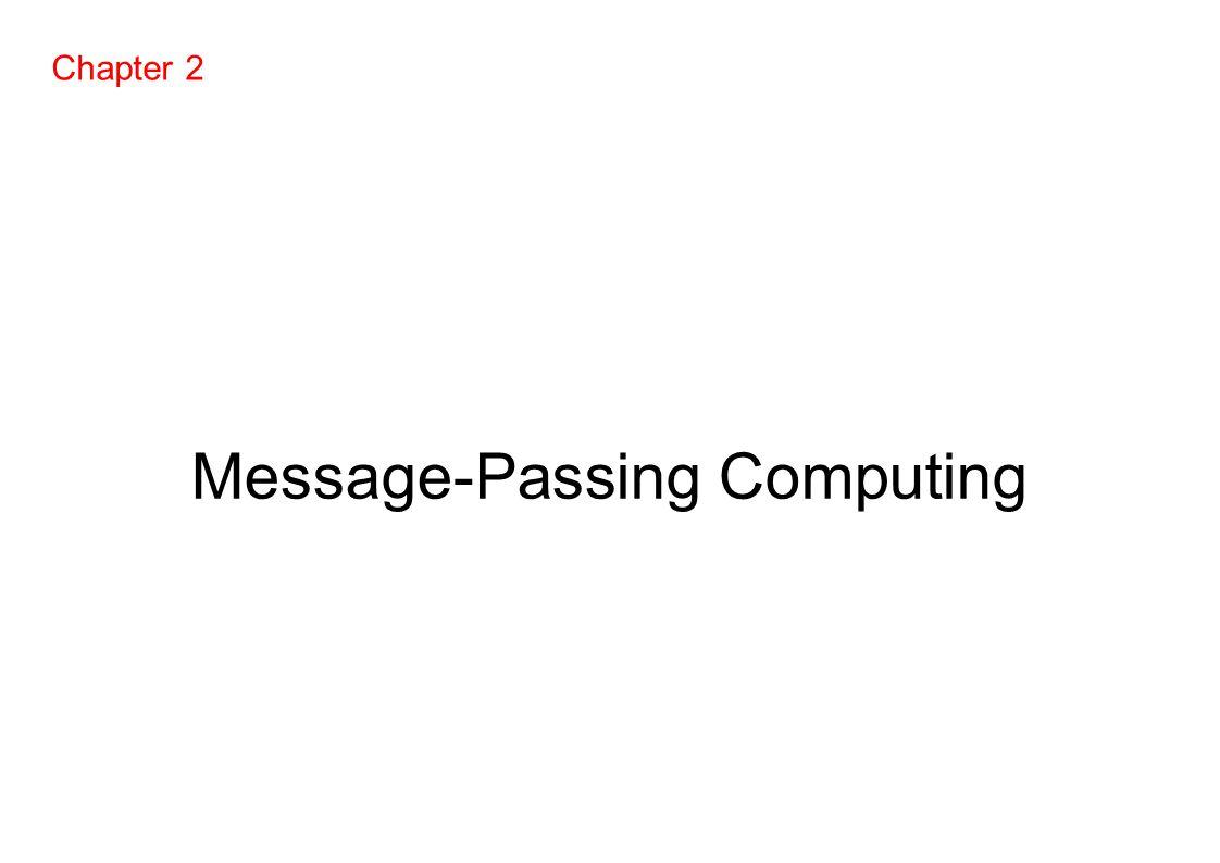 MPI (Message Passing Interface) Message passing library standard dikembangkan oleh sekelompok akademisi dan partner industri untuk menyesuaikan dengan penggunaan yang lebih luas dan portabilitas.