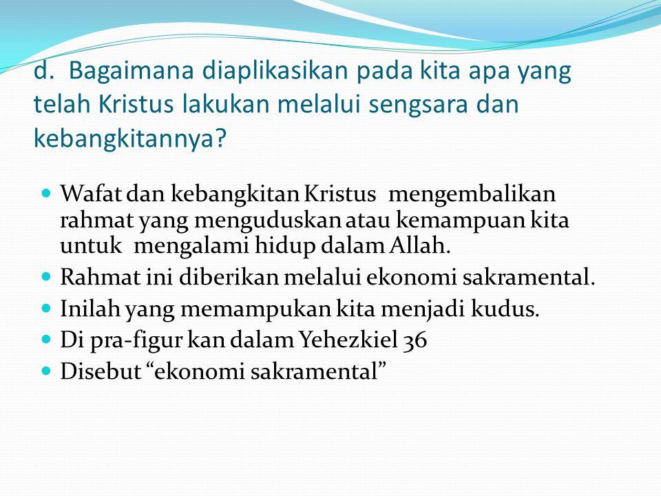 #5 Mengapa Anda mengakukan dosa pada Imam.