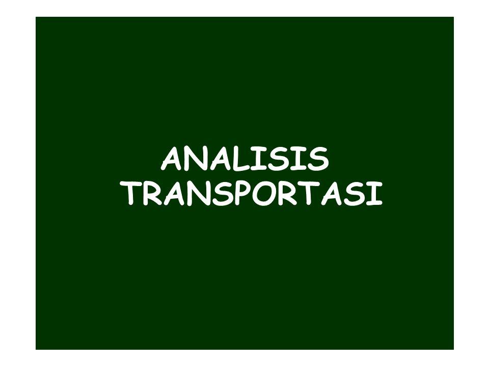 Pelaku Perjalanan Trip Maker Transit-captiveModal Choice Private ModesPublic Modes (Choice Riders)