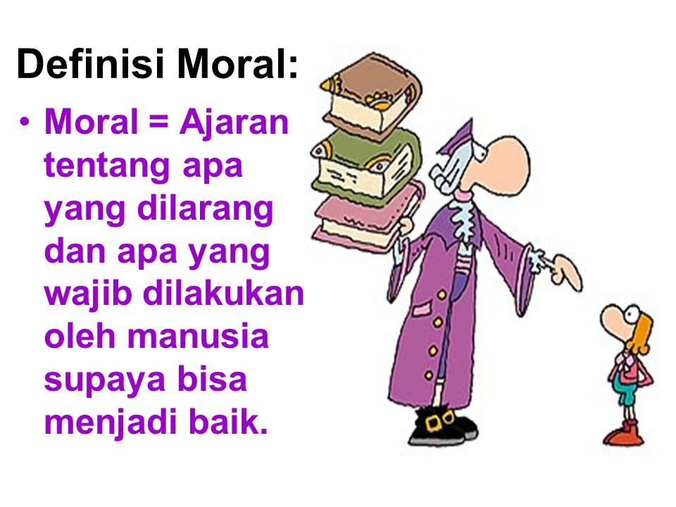 Fungsi Etika Orientasi kritis diperlukan karena kita dihadapkan dengan pluralisme moral.