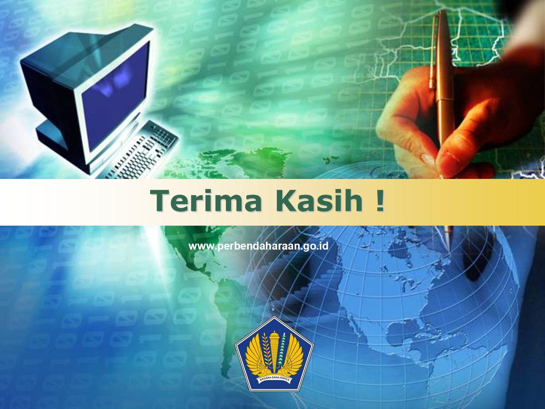LOGO www.perbendaharaan.go.id Terima Kasih !