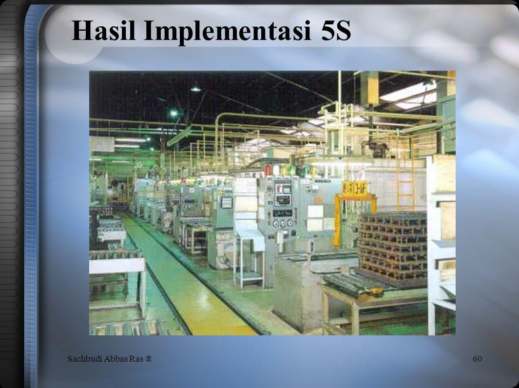 59Sachbudi Abbas Ras ® Hasil Implementasi 5S Supply Cabinet